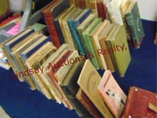 Group of vintage books