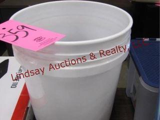 5 gallon bucket   Master Mechanic dbl insulated