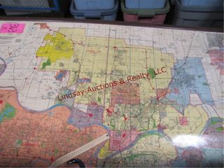 large map of KC area