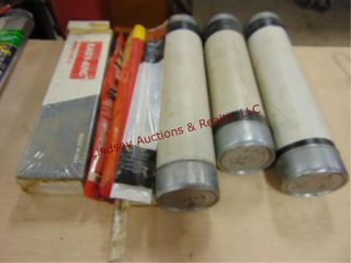 Various size of welding rod