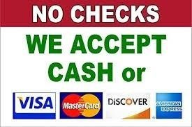 Payment Methods  Currency Pay  Cash  Credit Cards
