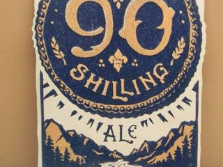 90 SCHILLING ALE ODELL BREWING CO. - APPROX 14