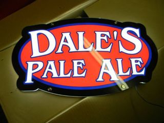 DAVE'S PALE ALE LED LIGHT - APPROX 22
