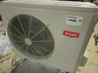 BRYANT DUCTLESS HEAT PUMP