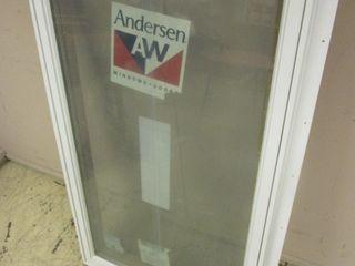 ANDERSEN CASEMENT WINDOW