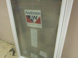 ANDERSEN CASEMENT WINDOW - NEW