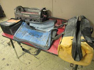HUSKY TOOL BOX, OTHER TOOL CARRYING CASES, RIGID, MILWAUKEE, TOUGH-BUILT, HILFIGER