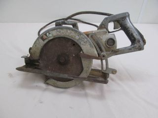 black and decker worm drive saw