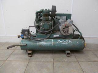 roll air air compressor