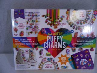 New 423 Piece DIY Puffy Charms Kit