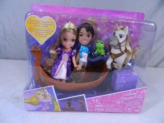 New Disney Petite Rapunzel Gift Set