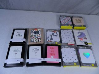 148 New Cards and Envelopes