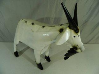 Recycled Metal Goat Medium