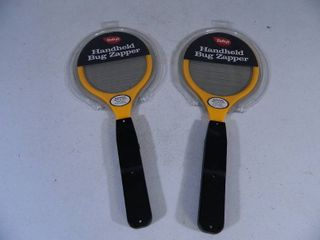 2 New Handheld Bug Zappers