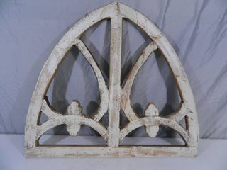 New Recycled Wood Window / Decoration