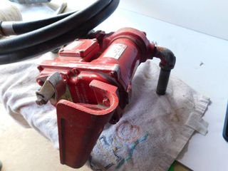 Fuel transfer pump   accessories