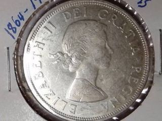 1864 1964 Canadian  1