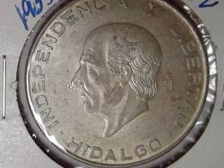 1955 Cinco Pesos