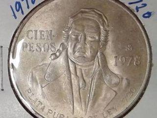 1978 10 Pesos