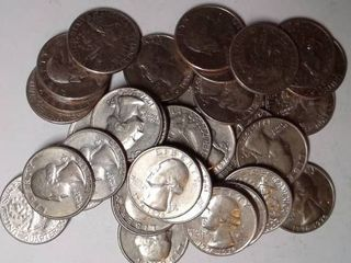40x 1776 1976 Washington Quarters