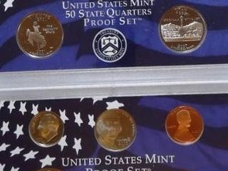 2007 Mint Proof Set