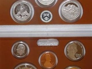 2012 Mint Proof Set