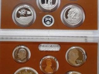 2013 Mint Proof Set