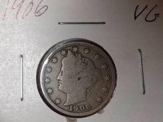 1906  V  Nickel