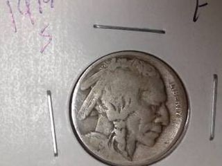 1919 S Buffalo Nickel