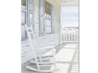 The Macneil Studio  Rocking Chair  Canvas Art   22x32