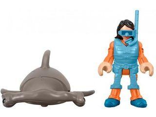 Imaginext Hammerhead Shark   Snorkeler