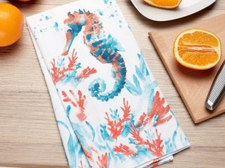 Mainstays Pigment Printed Kitchen Towel  Multiple Patterns