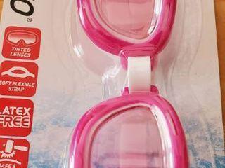 Dolfino Premier Blue Kid s Newt Swim Goggles