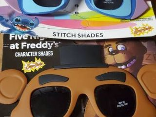 Pair or Children s Character Sunglasses