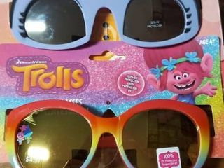 Pair of Children Character Sunglasses