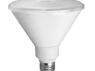 CASE OF 12  TCP lED17P38277V27KFl 17W PAR38 lED light Bulb