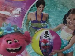Trolls Beach Ball