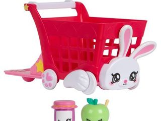 Kindi Kids Shopping Cart  Doll Playsets