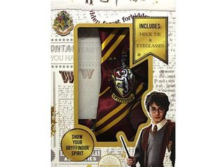 Harry Potter Glasses   Tie Set