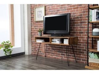 Carbon loft lee Reclaimed Fir 48 inch TV Stand  Retail 305 99