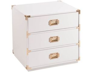 Accent Chest in White Finish