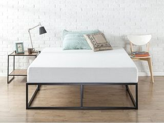 Priage by Zinus 14 inch Platform Bed Frame  Retail 211 99