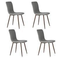 Carson Carrington Viken Fabric Dining Chair  Set of 4  Retail 217 99