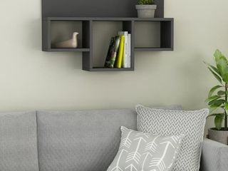 Porch   Den Halcyon Modern Wall Shelf  Retail 89 99