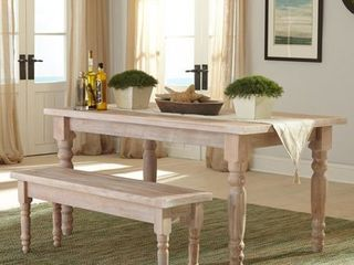 Grain Wood Furniture Valerie Dining Table