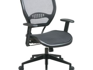 Office Star Professional Air Grid Deluxe Task Chair  Retail 206 99