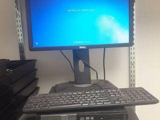 Dell PC Win 7 Pro Core i5 Processor