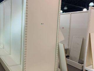 free standing display shelves 3 shelves