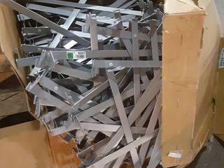 box of bracket bars
