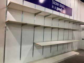 wall display shelf